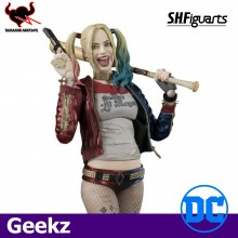 Harley Quinn - S.H Figuarts