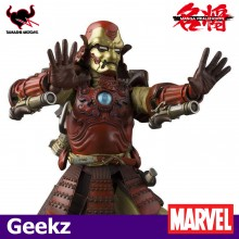 Samurai Iron Man Mark 3 - Meisho Manga Realization