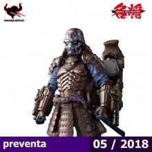 Koutetsu Samurai War Machine - Meisho Manga Realization