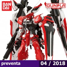 MG 1/100 MBF-02VV Gundam Astray Turn Red