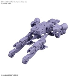 [PREVENTA] 30MM 1/144 Extended Armament Vehicle (SPACE CRAFT Ver.)[PURPLE]