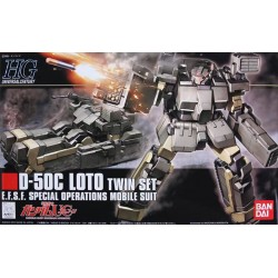 1/144 HGUC LOTO TWIN SET