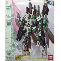 MG 1/100 FULL ARMOR UNICORN GUNDAM MECHANICAL CLEAR VER.