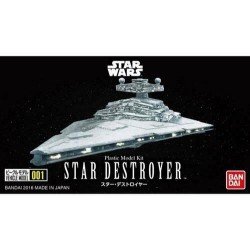 Vehicle Model 001 Star Destroyer