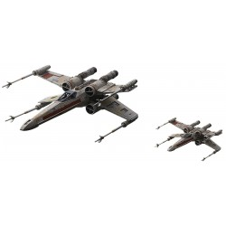 1/72 & 1/144 Red Squadron X-Wing Starfighter Special Set