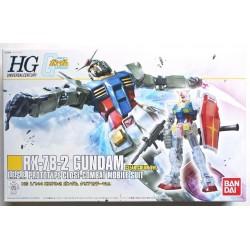 HG 1/144 RX-78-2 GUNDAM CLEAR COLOUR VER.