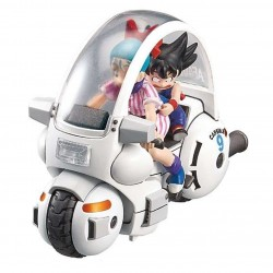 Dragon Ball Vol.1 Cápsula de Bulma - Mecha Collection