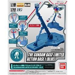 THE GUNDAM BASE LIMITED ACTION BASE 1 [BLUE]
