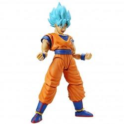 Figure-rise Standard Super Saiyan God Son Goku