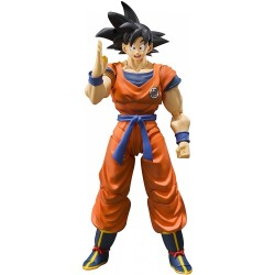 S.H Figuarts Son Goku - Saiyan who grew up on earth -