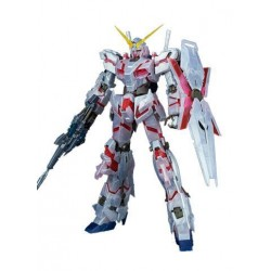 Bandai Hobby - MG 1/100 Unicorn Gundam Metallic Gloss Injection Limited