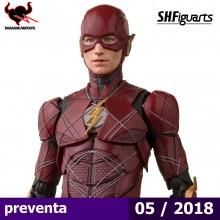 Flash (Justice League) - S.H Figuarts