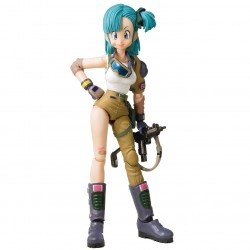Dragon Ball - Bulma - S.H. Figuarts