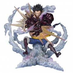 One Piece — Monkey D. Luffy -Gear 4 Leo Bazooka- Figuarts ZERO