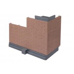 Tamashii Option - BRICK WALL (Brown Ver.)