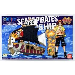 Grand Ship Collection Spade Pirates' Ship