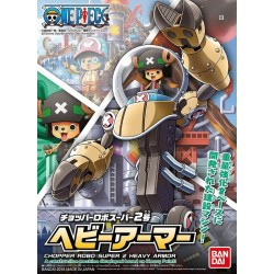 Chopper Robo Super 2 Heavy Armor