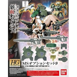 HG 1/144 Ms Option Set 9