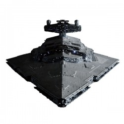 1/5000 STAR DESTROYER [LIGHTING MODEL] FIRST PRODUCTION LIMITED