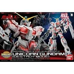 Mega Size Model 1/48 Unicorn Gundam [Destroy Mode]