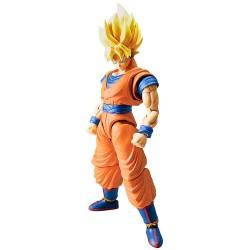 Figure-Rise Standard Super Saiyan Son Gokou (Pkg Renewal)