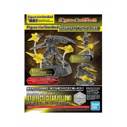 Figure-rise Effect Jet Effect(Clear Yellow)