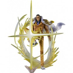 Figuarts ZERO -THE THREE ADMIRALS BORSALINO-KIZARU-