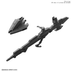 30MM 1/144 ARM UNIT RIFLE / LARGE CLAW