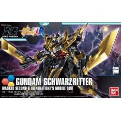 HG 1/144 Gundam Schwarzritter