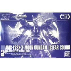 HG 1/144 MOON GUNDAM [CLEAR COLOR]