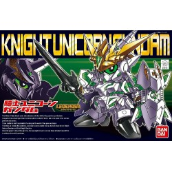 BB385 Legendbb Knight Unicorn Gundam