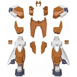 Hgbd:R 1/144 Protagonist`S Unit`S New Armor 1 (Tentative)