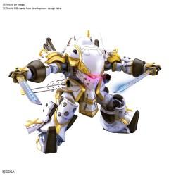Hg 1/24 Spiricle Striker・Mugen (Seijuro Kamiyama Type)