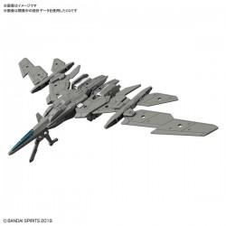 30Mm 1/144 Extended Armament Vehicle (Air Fighter Ver.)[Gray]