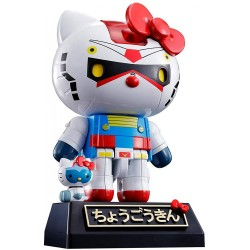Chogokin - GUNDAM★HELLO KITTY