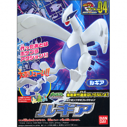POKEMON MODEL KIT LUGIA