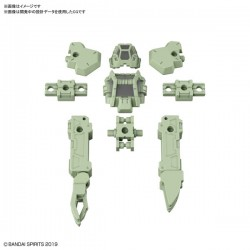 30Mm 1/144 Option Armor For Special Operation [Rabiot Exclusive / Light Green]