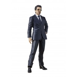 S.H.Figuarts - Tony Stark - <Birth of Iron Man> EDITION - (IRON MAN)