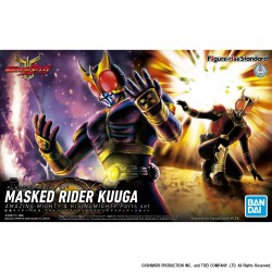 Figure-rise Standard MASKED RIDER KUUGA AMAZING MIGHTY & RISINGMIGHTY Pars Set