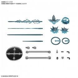 Customize Effect (Gunfire Image Ver.) [Blue]