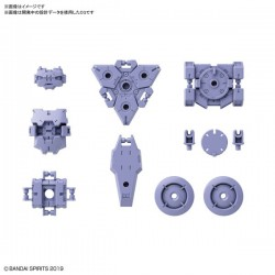 30MM 1/144 OPTION ARMOR FOR SPY DRONE [RABIOT EXCLUSIVE / PURPLE]