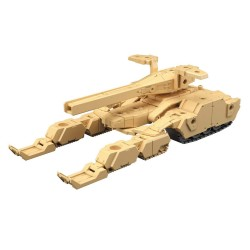 30MM 1/144 Extended Armament Vehicle (TANK Ver.)[BROWN]