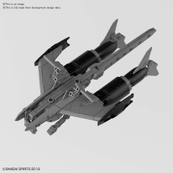 30MM 1/144 Extended Armament Vehicle (ATTACK SUBMARINE Ver.)[LIGHT GRAY]