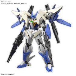 HGBD:R 1/144 OO Gundam Type New MS