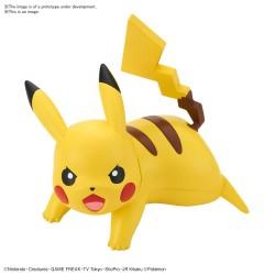 [PREVENTA] Pokémon Model Kit Qucik!! 03 PIKACHU (Battle Pose)