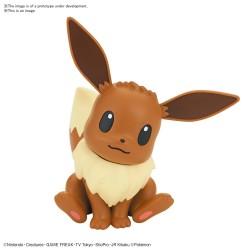 [PREVENTA] Pokémon Model Kit Qucik!! 04 EEVEE