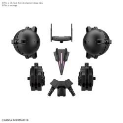 30MM 1/144 OPTION ARMOR FOR HIGH-MOBILITY [CIELNOVA EXCLUSIVE / BLACK]