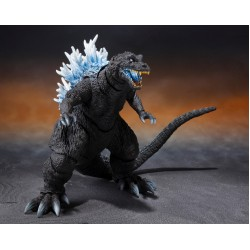 S.H.MonsterArts - GODZILLA(2001)Heat Ray Ver.