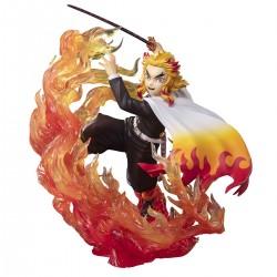 FiguartsZERO - KYOJURO RENGOKU -FLAME BREATHING- (Kimetsu no Yaiba)