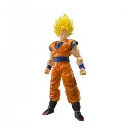 S.H.Figuarts - Super Saiyan Full Power Son Goku (Dragon Ball Z)